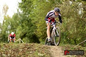 Auftakt in die Cyclocross Saison mit Chase Laufrädern - erstes Podest